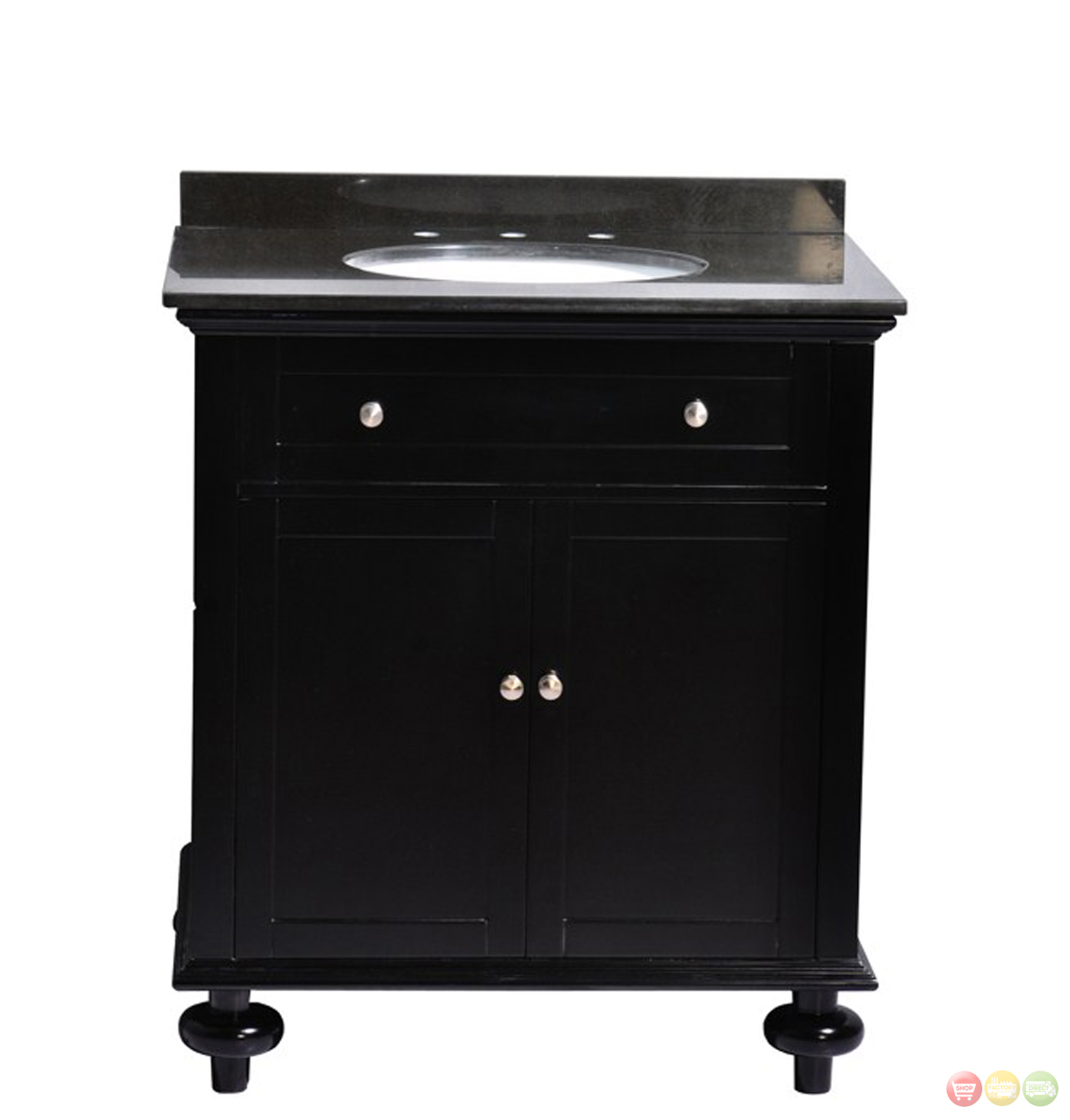 belmont decor madison single sink bathroom vanity st2 30