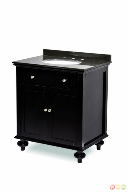 Belmont Decor Madison Single Sink Bathroom Vanity ST2-36