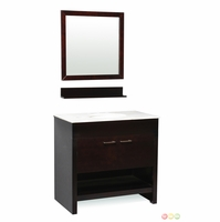 Belmont Decor Auburn Single Sink Bathroom Vanity ST15-36