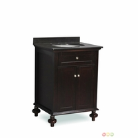 Belmont Decor Huntington Single Sink Bathroom Vanity ST14-24