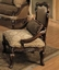 Gorizia Premium Hand Carved Formal Style Seating Set