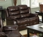Berkshire Traditional Dark Brown Living Room Set with Plush Cushions