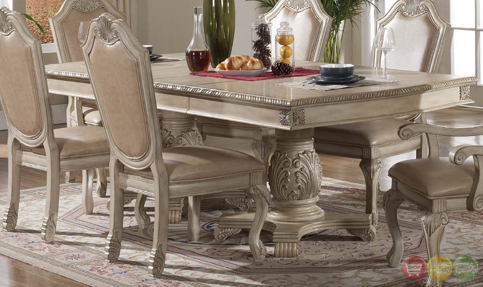 Light wood formal dining room sets on serta living room for Light wood dining room sets