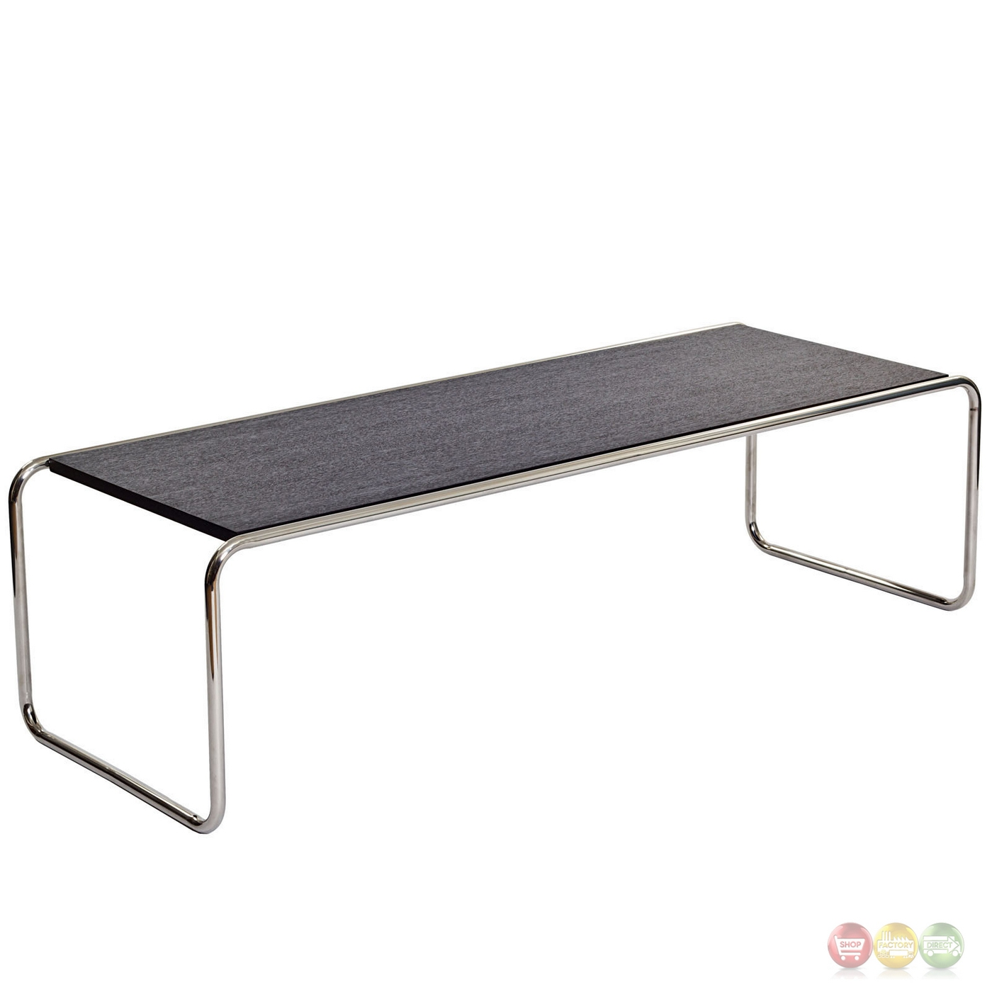 Blox contemporary wood top nesting coffee table with for Modern nesting coffee tables