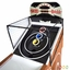 Boardwalk 2 Player 8-ft Skeeball Table With Wood Grain Finish