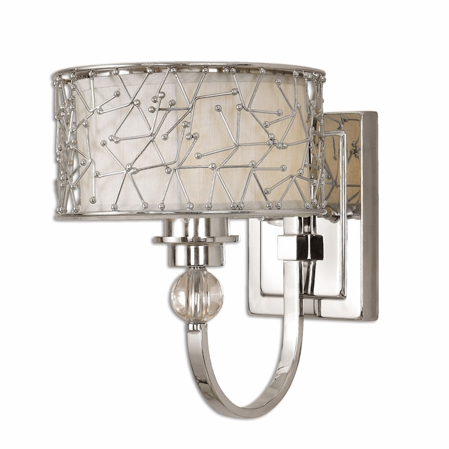 Brandon Contemporary 1 Light Wall Sconce 22484