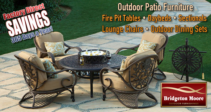 Bridgeton Moore Patio Furniture ShopFactoryDirect