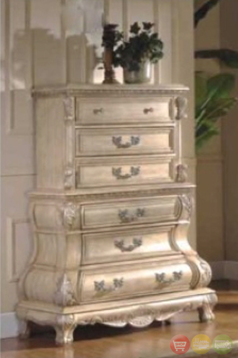 Victorian White Bedroom Furniture : Caledonian victorian inspired canopy bedroom set in
