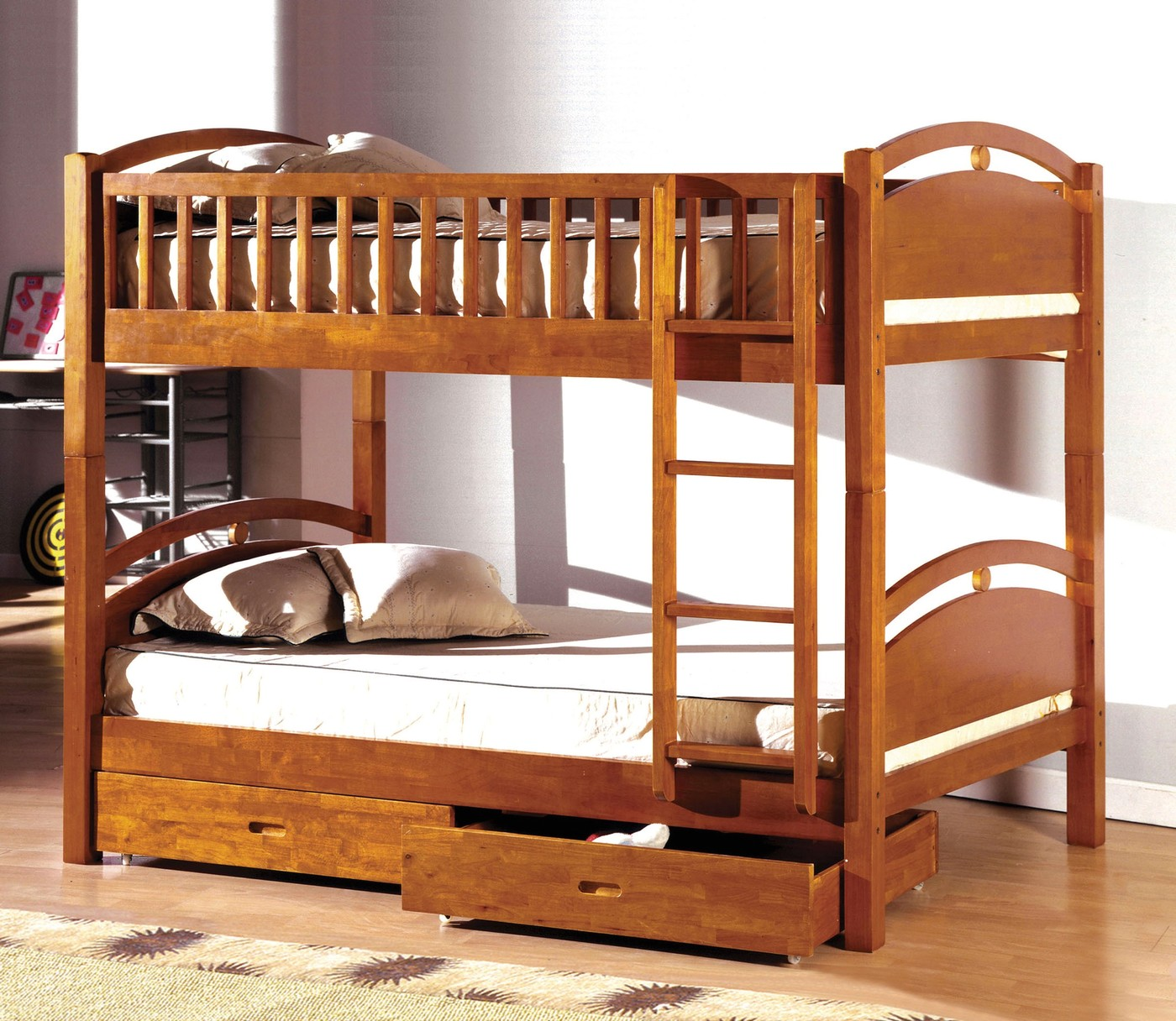 where to buy beds california i oak bunk bed with two drawers cm bk600a 17801