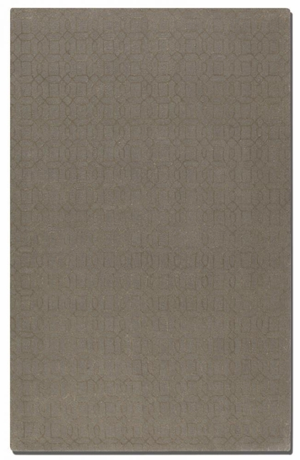 Cambridge Warm Gray Hand Tufted Wool Rug 73027