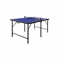 "Carmelli Crossover 60"" Portable Table Tennis Ping Pong Table NG2305P"