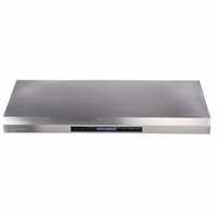 Cavaliere AP238-PS65 36in Under Cabinet Range Hood