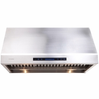 "Cavaliere AP238-PS81 36"" Under Cabinet Range Hood"
