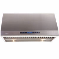 Cavaliere AP238-PS83 42in Under Cabinet Range Hood