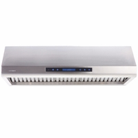 Cavaliere AP38-PS63 30in Under Cabinet Range Hood