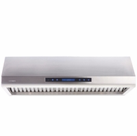 Cavaliere AP38-PS63 42in Under Cabinet Range Hood