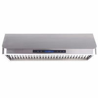 Cavaliere-Euro AP238-PS15-36 Under Cabinet Mount Range Hood