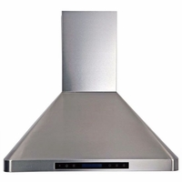 Cavaliere-Euro AP238-PS29-30 Stainless Steel Wall Mount Range Hood