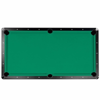 Championship 7-Ft Saturn II Billiard Green Cloth Pool Table Replacement Felt