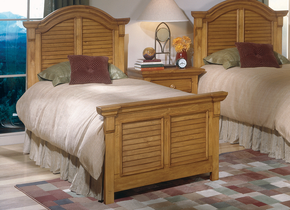 Cottage Traditions Pine Bedroom Set American Woodcrafters Free Shipping
