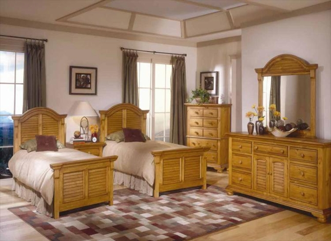 Cottage Traditions Pine Bedroom Set American Woodcrafters Free Shipping Shopfactorydirect Com