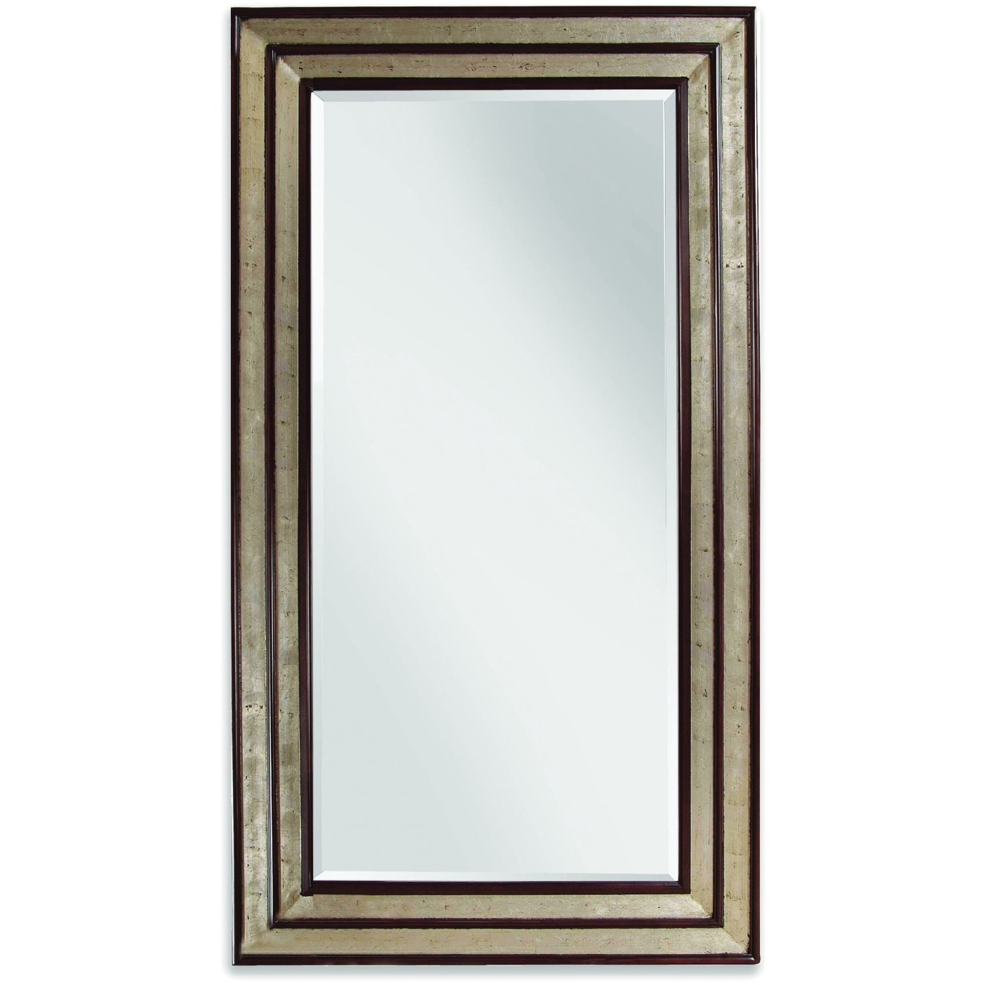 Cyrus traditional extra large leaner floor mirror m2824bec for Extra large mirrors