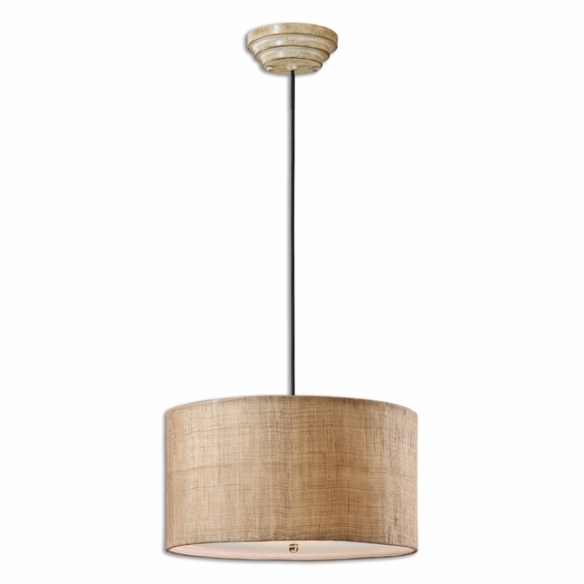 Dafina Modern 3 Light Drum Pendant 21933