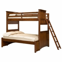 Dawsons Ridge Country Twin over Full Youth Bunk Bed