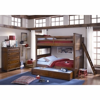 Dawsons Ridge Country Twin over Twin Youth Bunk Bed