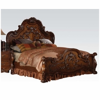 Dresden Traditional Luxury Light Brown Cherry Oak California King Bed