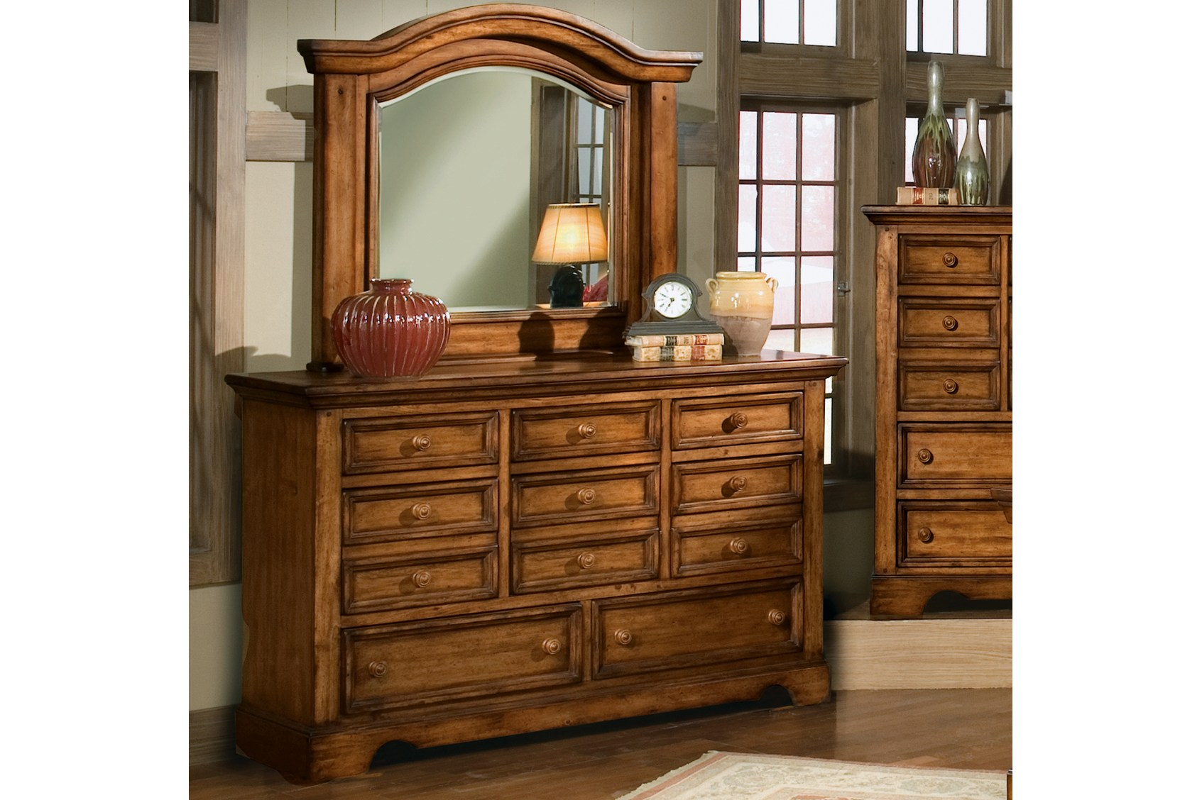 Bedroom furniture sets queen king free shipping shop for American woodcrafters bedroom furniture