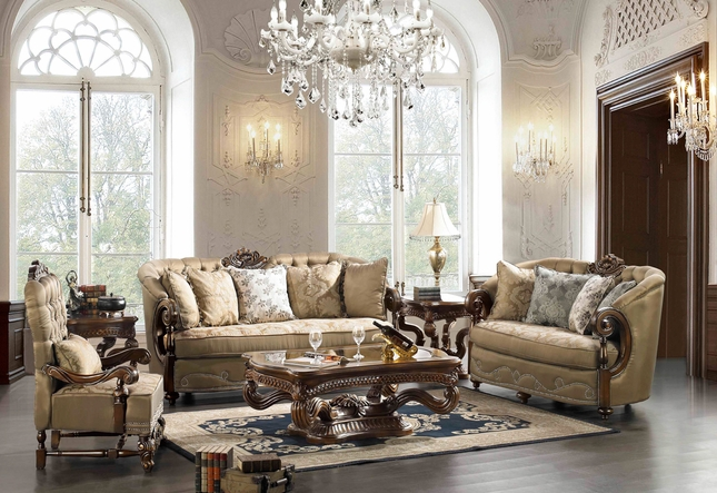 appealing formal elegant sofa living room | Elegant Traditional Formal Living Room Furniture ...