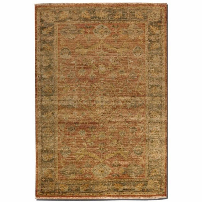 Eleonora Hand Knotted New Zealand Wool Rug 70009