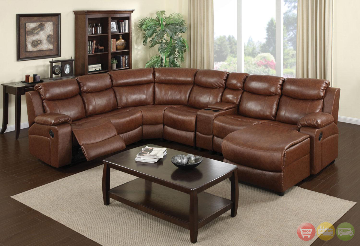 Living room sectionals shop factory direct for Modular sectional sofa with recliner