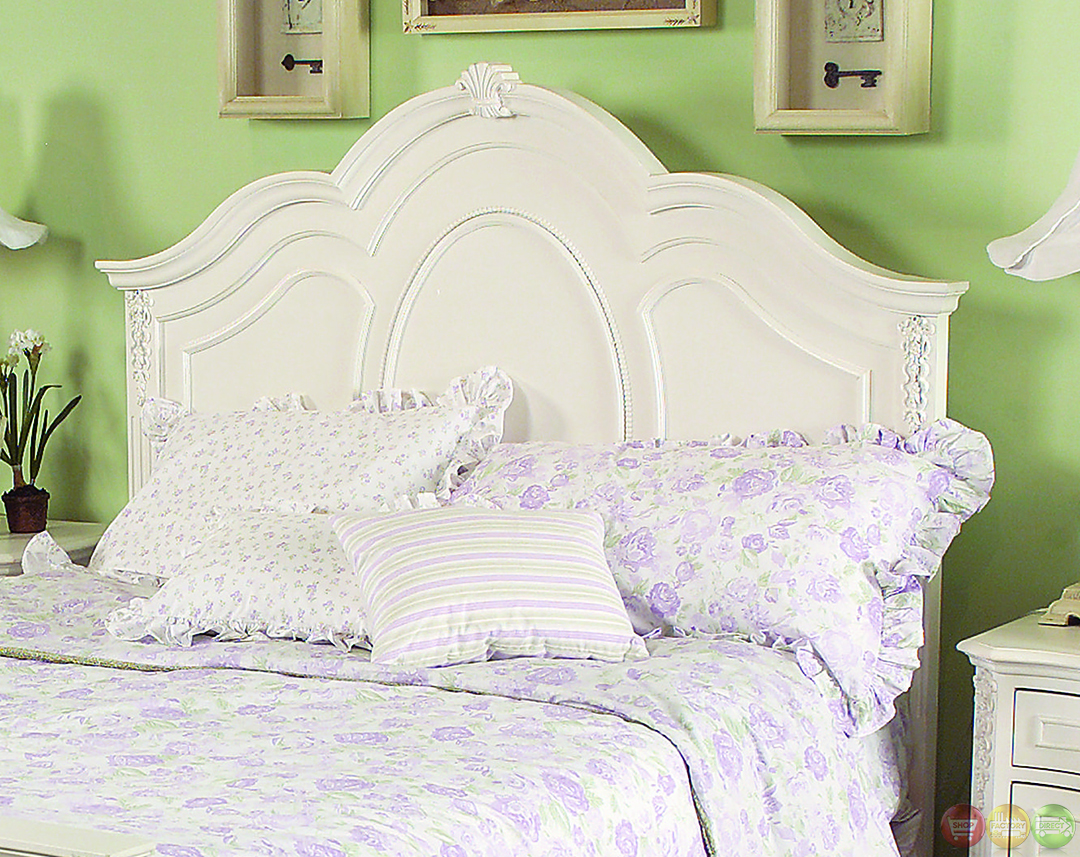 Victorian Youth Bed : Enchantment romantic victorian full panel youth bed