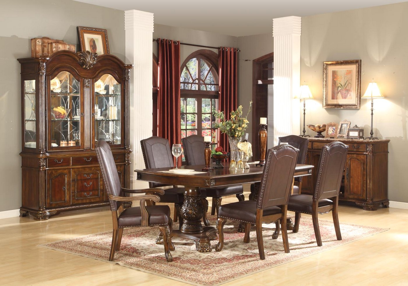 Royal Manor Dining Room Furniture Collection