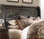 Arbor Place European Traditional Brownstone Sleigh Bedroom Set