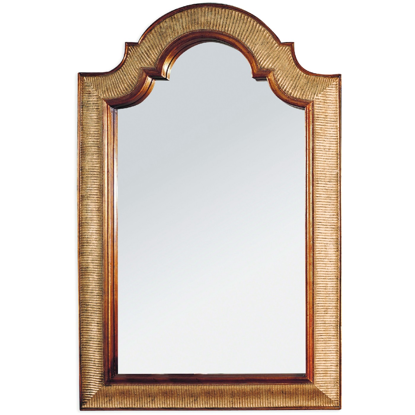 Excelsior ornate traditional wall mirror 6331 032ec for Traditional mirror