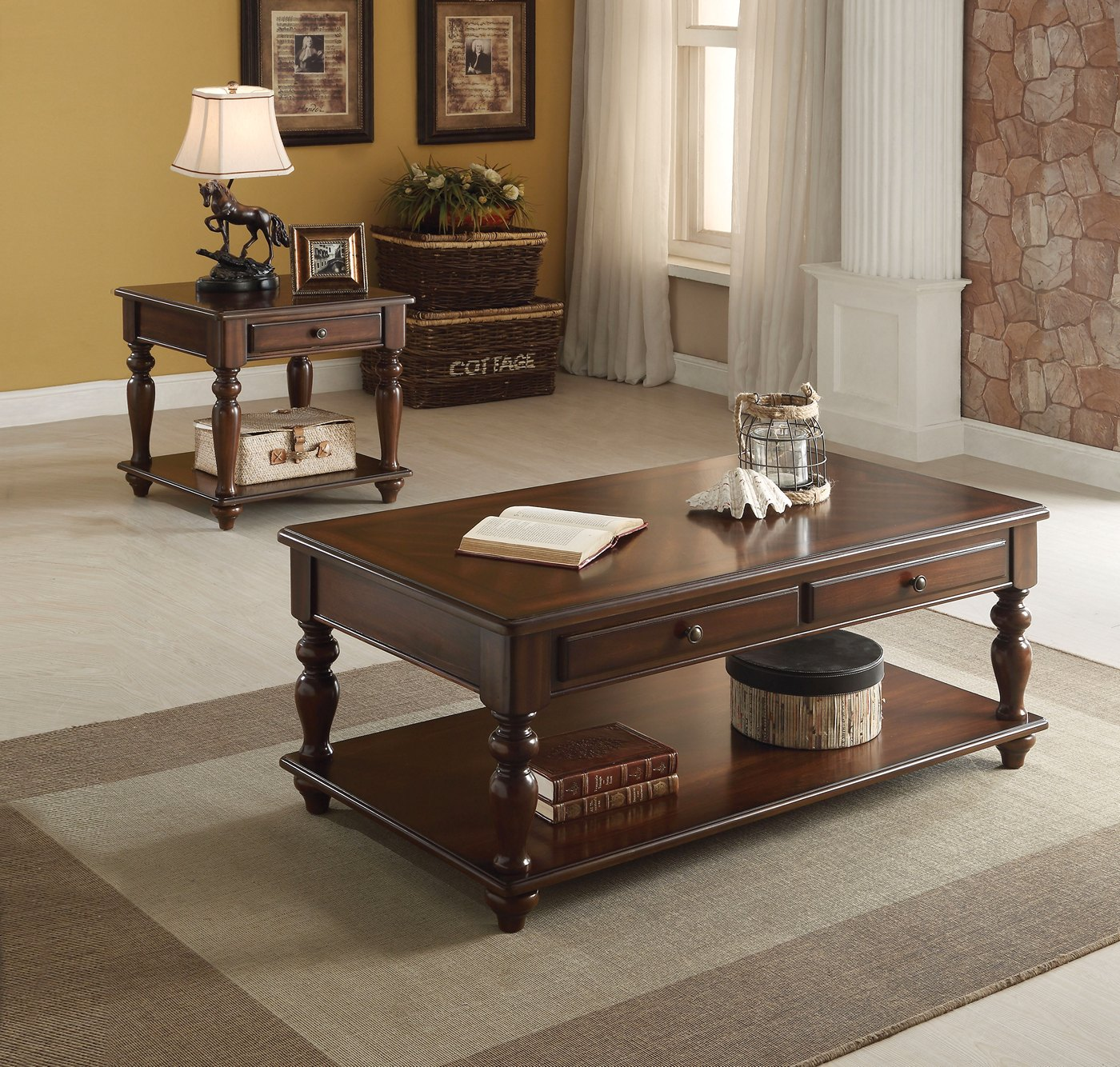 Lift Table Coffee Table: Faolan Classic Storage Coffee Table W/ Lift Top Accent In