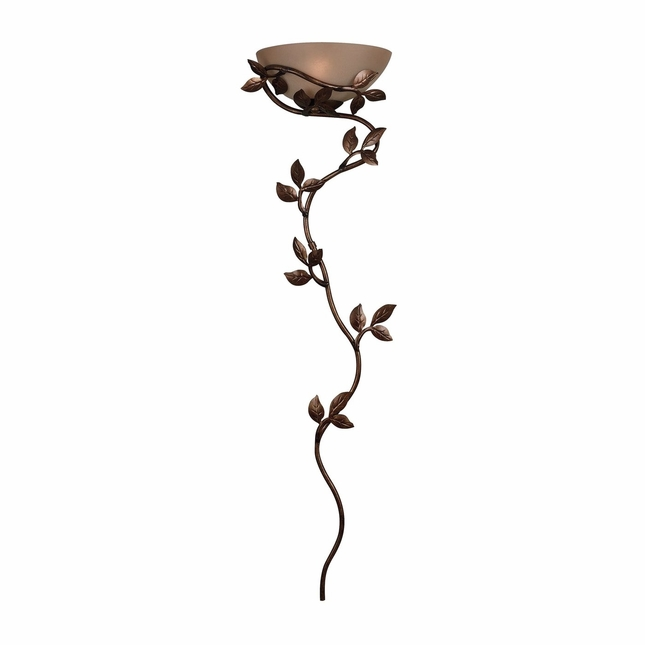 Flower Gorgeous Lighting Fixture Vine Wallchiere Lamp