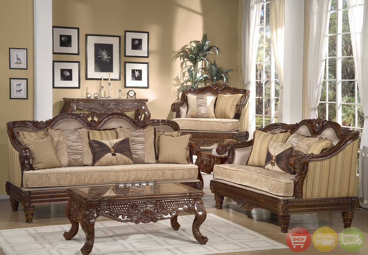 formal luxury set traditional living room furniture hd 386