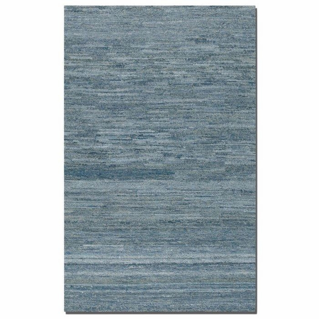Genoa Rescued Denim Hand Tufted Wool Rug 73013