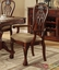 George Town Elegant Cherry Formal Dining Set with Intricate Designs