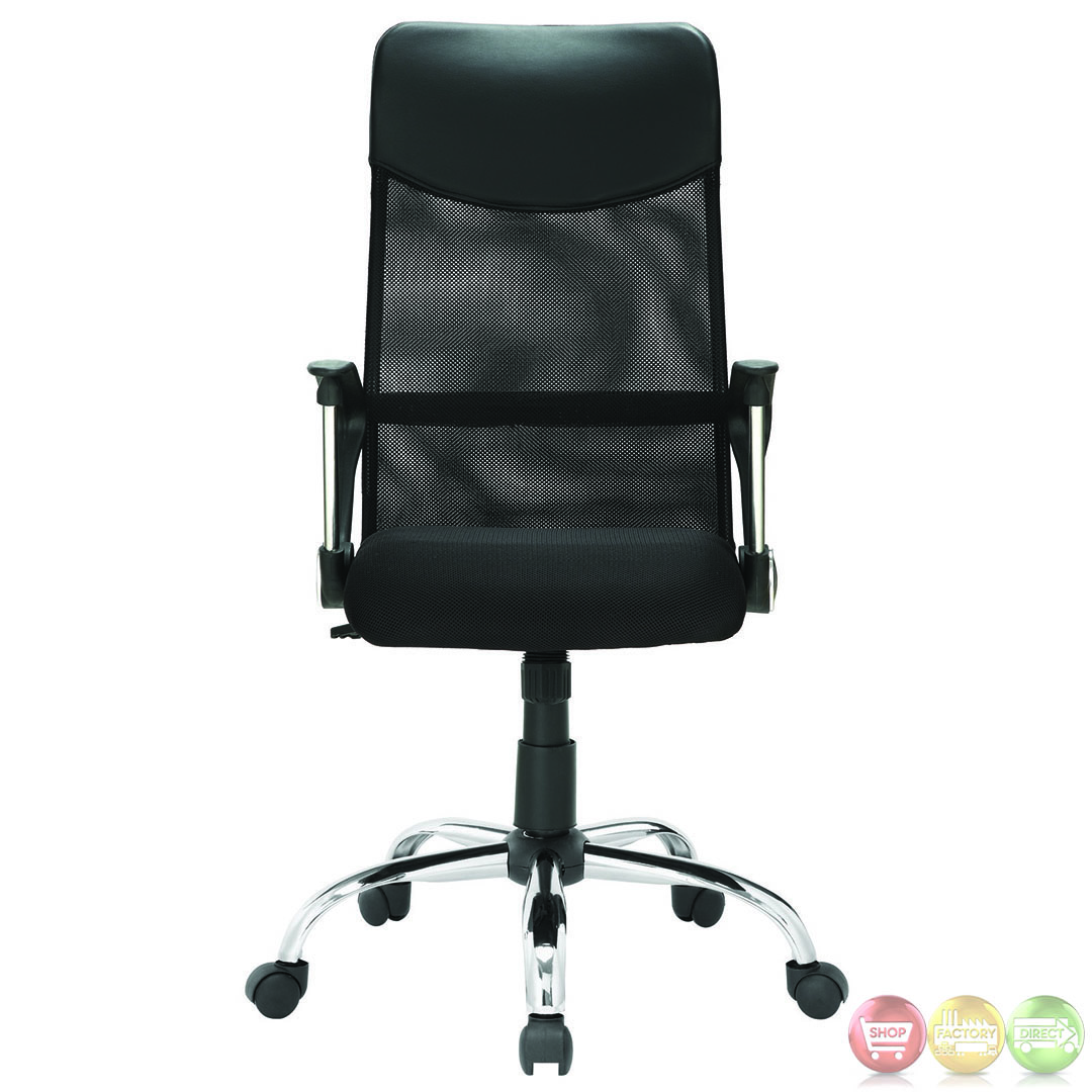 Glen modern executive office chair with hydraulic for Modern executive office chairs