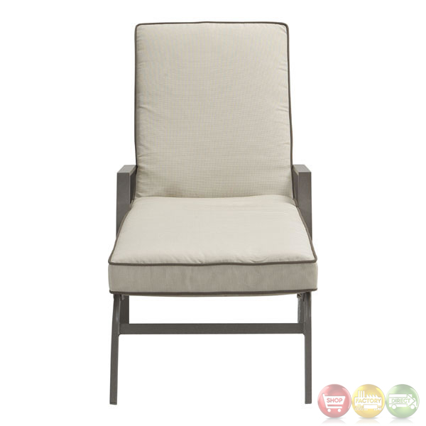 Grand beach beige chaise lounge zuo modern 703514 modern for Chaise lounge construction