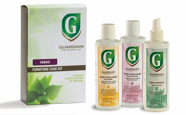 Guardian Fabric Protection Plus Care & Maintenance