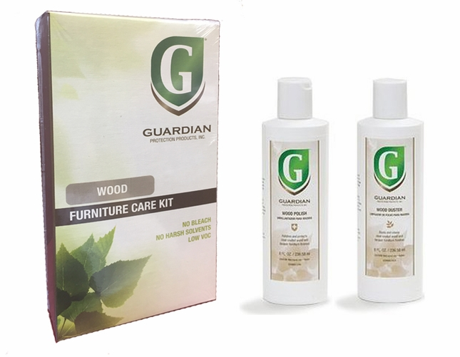 Guardian Wood Protection Plus Care & Maintenance