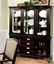 Harrington Elegant Dark Walnut Formal Dining Set with Optional China Cabinet