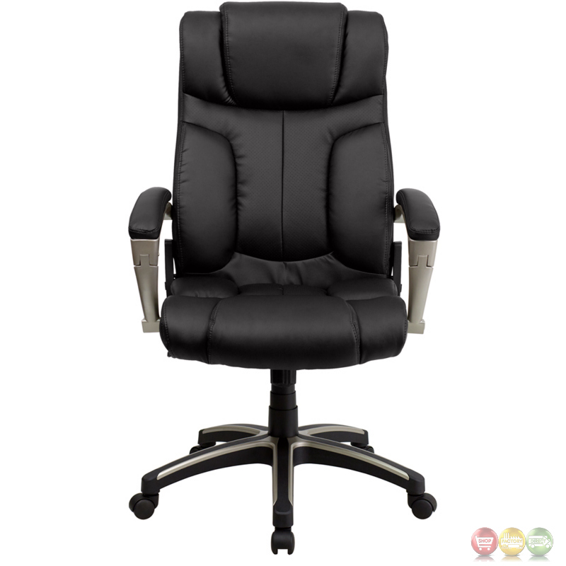 High Back Folding Black Leather Executive Office Chair Bt 9875h Gg further Microfiber Office Chair Back Support also La Z Boy Executive Office Chair further Brown Leather Office Chair likewise Costco Office Chair Big And Tall. on serta executive high back chair