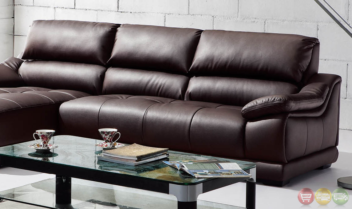 Jackson Contemporary Sectional Sofa Set With Sinious